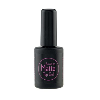 Brush-On Matte Top Gel