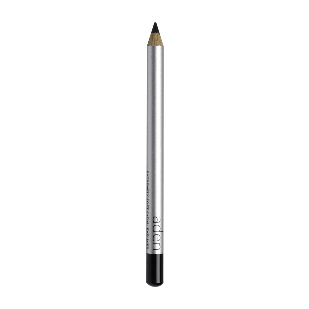 aden Eyeliner Pencil Satin Black